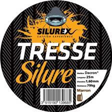 Tying Silurex TRESSE SILURE 25M 160/100