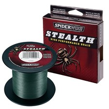 Lines Spiderwire STEALTH MOSS GREEN 1800M 1800M 14/100