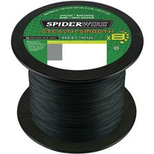 Lines Spiderwire STEALTH SMOOTH 8 MOSS VERT 1800M 20/100