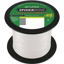 Lines Spiderwire STEALTH SMOOTH 8 TRANSLUCIDE 2000M 19/100