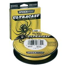 TRESSE SPIDERWIRE ULTRACAST YELLOW