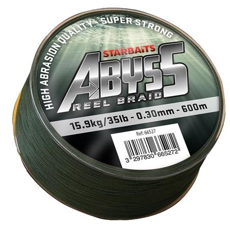 TRESSE STARBAITS ABYSS - 600M