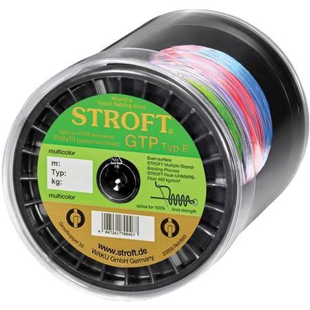 TRESSE STROFT GTPE MULTICOLORE - 250M