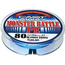 TRESSE SUNLINE CAST AWAY MONSTER BATTLE PE - 300M
