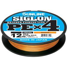 SIGLON BRAID PE 4X ORANGE 300M 24.2/100