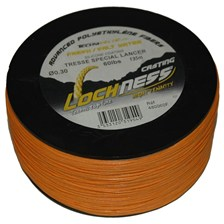 Lines Technipêche LOCH NESS ORANGE 135M 45/100 100 LBS