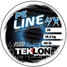 Lines Teklon PE 4X LINE VERT 150M 25/100