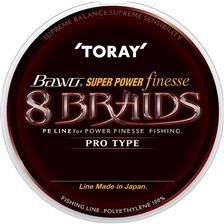 Lines Toray SUPER POWER FINESSE 150M 18.5/100