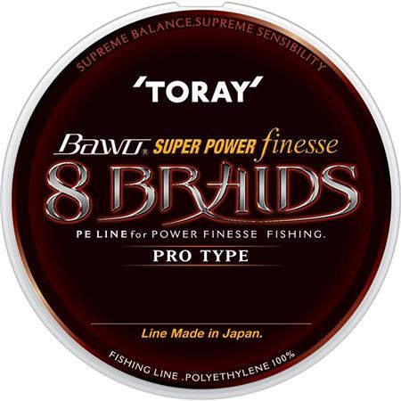 TRESSE TORAY SUPER POWER FINESSE - 150M