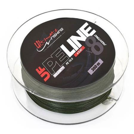 TRESSE ULTIMATE FISHING UF PE LINE X8 FIGHTING
