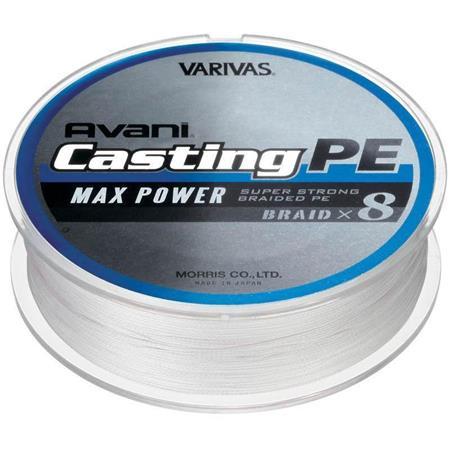 TRESSE VARIVAS AVANI CASTING PE MAX POWER - 400M