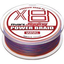 AVANI JIGGING X8 MULTICOLORE 300M 28.5/100