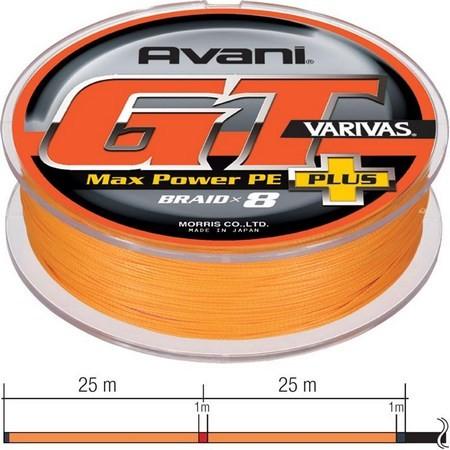 TRESSE VARIVAS GT MAX POWER