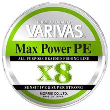 MAX POWER PE X8 LIME GREEN 150M 23.5/100