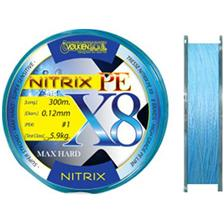 Lines Volkien NITRIX PE X8 12/100 150M