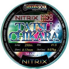 TRESSE VOLKIEN NITRIX PE8 TATSU CHIKARA - 250M