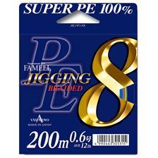 Lignes Yamatoyo PE JIGGING 8 300M 14.8/100