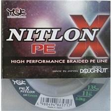 Lines YGK NITLON PE X VERTE 135M 20.5/100