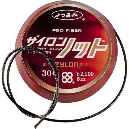 TRESSE YGK Z020 ZYLON KNOT