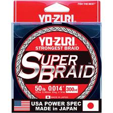 Lines Yo-Zuri SUPERBRAID 4X VERT 135M PE 2.5