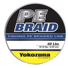 PE BRAID GRIS 100M 18/100