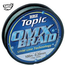 Lines Zebco OMX BRAID 100M 100M 18/100