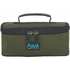 TROUSSE A ACCESSOIRES AQUA PRODUCTS MEDIUM BITZ BAG BLACK SERIES