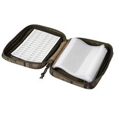 TROUSSE A ACCESSOIRES SPRO DOUBLE CAMOUFLAGE WIRE LEADER WALLET