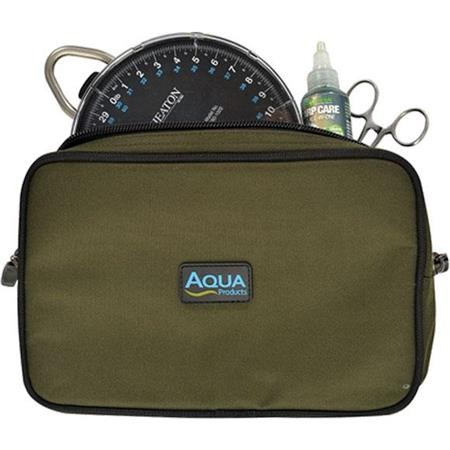 TROUSSE A PESON AQUA PRODUCTS BLACK SERIES DELUXE SCALES POUCH
