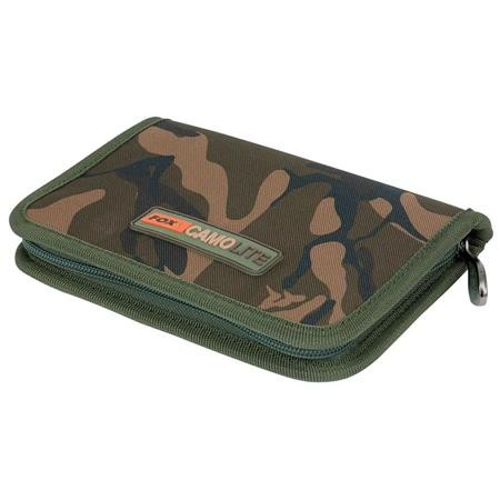 TROUSSE PORTE DOCUMENT FOX CAMOLITE LICENSE WALLET - CAMO