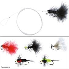 TROUT ASSEMBLY QUANTUM SPECIALIST MAGIC TROUT STREAMER RIG - PACK OF 2