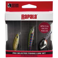 TROUT KIT RAPALA ULTRA LIGHT