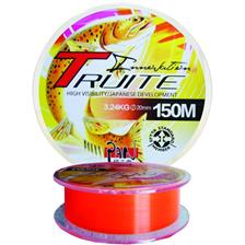 TROUT MONOFILAMENT PAN INNOVATION HIGH VISIBILITY - 150m - 20.3/100