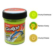 TROUT PASTE BERKLEY GULP DOUGH NATURAL SCENT