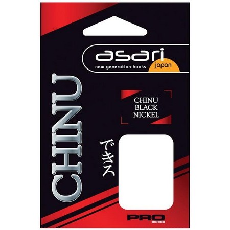 TROUT READY-RIG ASARI CHINU PRO - PACK OF 10