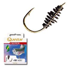 TROUT READY-RIG QUANTUM SPECIALIST PASTE HOOK - PACK OF 5