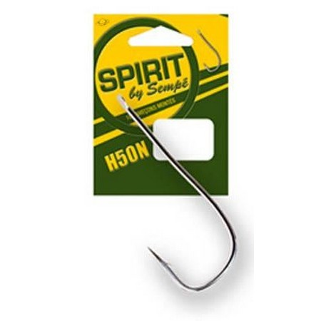 TROUT READY-RIG SPIRIT BY SEMPE H50N - PACK OF 10
