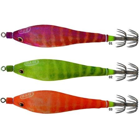 Turlutte DTD Wounded Fish Bukva 2.5 couleur 05