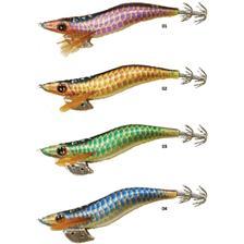TURLUTTE PRO-HUNTER EGIKING DRAGON FISH 3.5/4.0