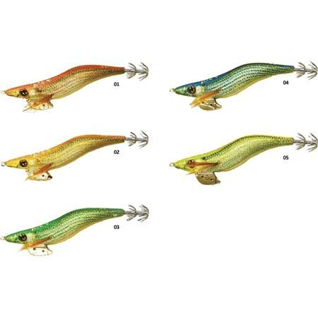 TURLUTTE PRO-HUNTER EGIKING PLICHARD FISH 1.8/2.2