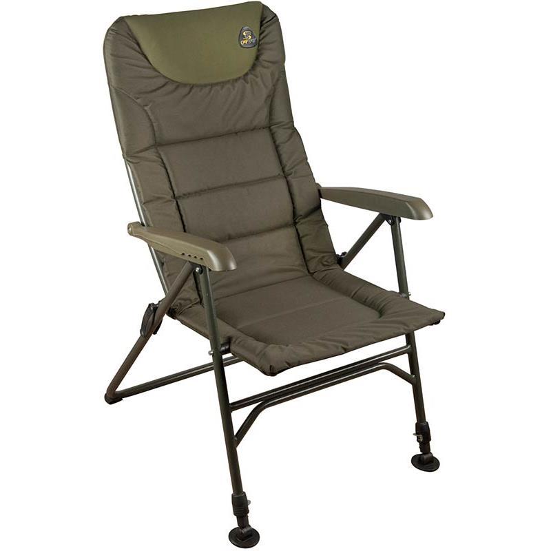 Verstelbare Stoel Relax.Verstelbare Stoel Carp Spirit Relax Chair Xl