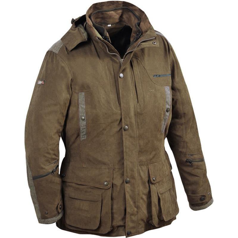 veste chasse 3 en 1 homme ligne verney carron pro hunt ibex kaki. Black Bedroom Furniture Sets. Home Design Ideas