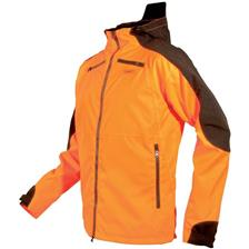 VESTE DE TRAQUE HOMME HART IRON XTREME LIGHT-J - ORANGE