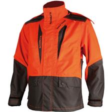 VESTE DE TRAQUE HOMME SOMLYS 453 - ORANGE