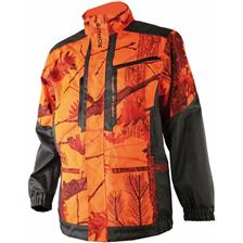 VESTE DE TRAQUE HOMME SOMLYS 457 - ORANGE
