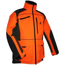 VESTE DE TRAQUE HOMME STAGUNT SUPERTRACK 1200 JKT - ORANGE