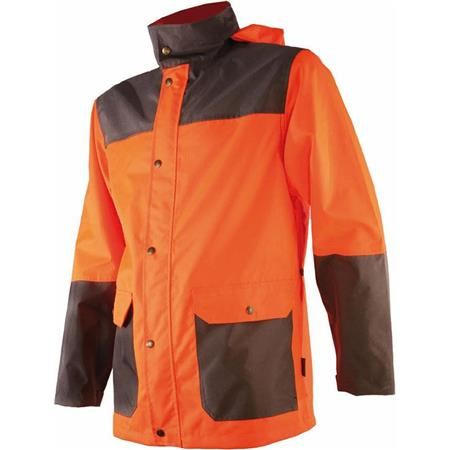 VESTE DE TRAQUE HOMME TREELAND T423 - ORANGE