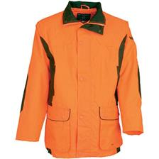 VESTE DE TRAQUE JUNIOR PERCUSSION - ORANGE