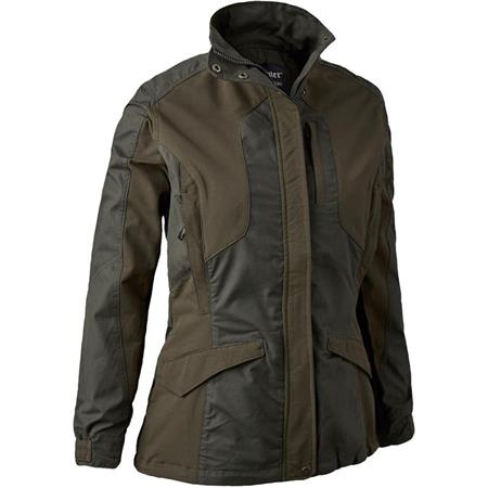 VESTE FEMME DEERHUNTER LADY ANN JACKET - DEEP GREEN