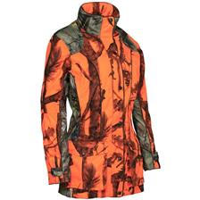 VESTE FEMME PERCUSSION BROCARD GHOST CAMO BLAZE BLACK